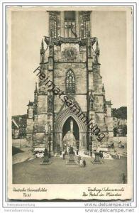 Freiburg - Münster - Portal
