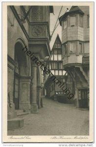 Berncastel-Cues - Altes Haus am Marktplatz - Verlag Aug. Krebs Berncastel-Cues 20er Jahre