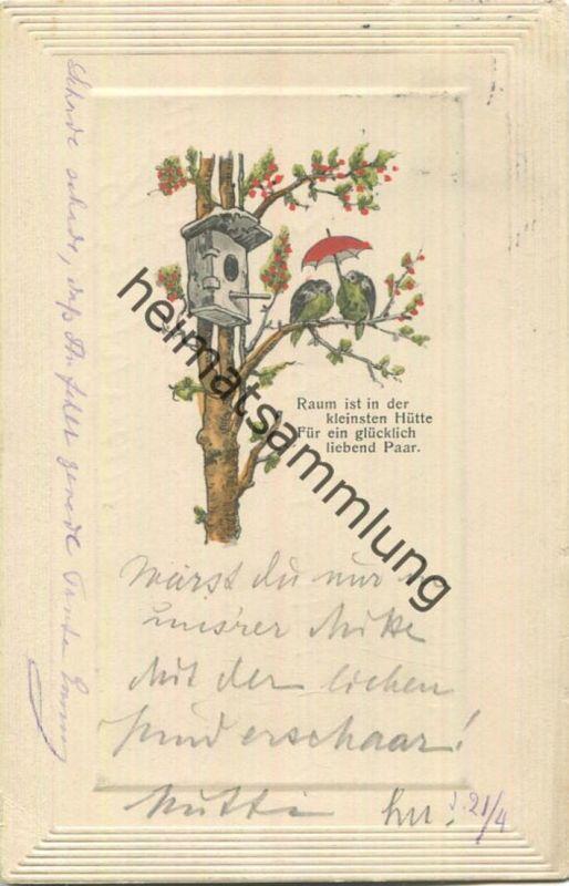 Raum ist in der kleinsten Hütte.... - Verlag Carl H. Odemar Magdeburg
