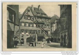Stuttgart - Hans im Glück-Brunnen