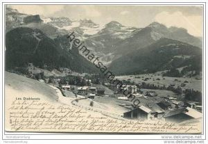 Les Diablerets - Edition Jullien freres Geneve