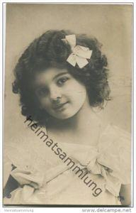Kleines Mädchen - jeune fille - Verlag RPH (Rotophot Berlin) 313/6 gel. 1908