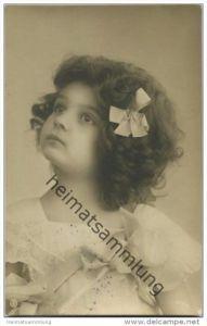 Kleines Mädchen - jeune fille - Verlag RPH (Rotophot Berlin) 313/6 gel. 1907
