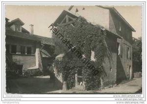 Hermance - Ancienne maison de 1772 - Foto-AK