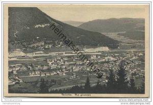 Vallorbe - Vue générale