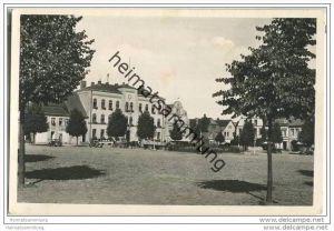 Greifenberg - Gryfice - Markt - Foto-AK