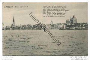 Rostock - Blick auf Rostock