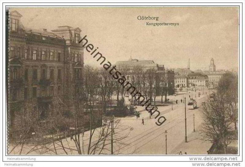 Göteborg - Kungsportsavenyn