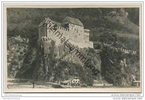 Castello Roncolo - Foto-AK 20er Jahre