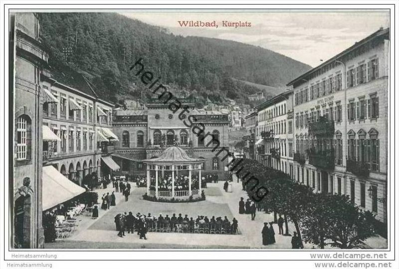 Wildbad - Kurplatz