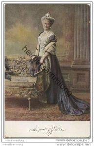 Kaiserin Auguste Viktoria - Zum Besten der Kriegswaisenhäuser