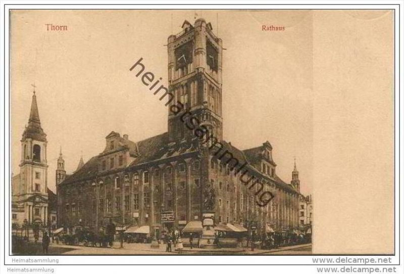 Thorn - Rathaus
