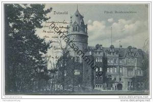 Detmold - Fürstl. Residenzschloss