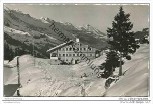 Adelboden - Chalet International des Eclaireuses - Our Chalet - Foto-AK
