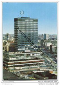 Privatganzsache Berlin Luposta 77 40 Pfg. - Rückseitig AK Europa Center - gelaufen 1977