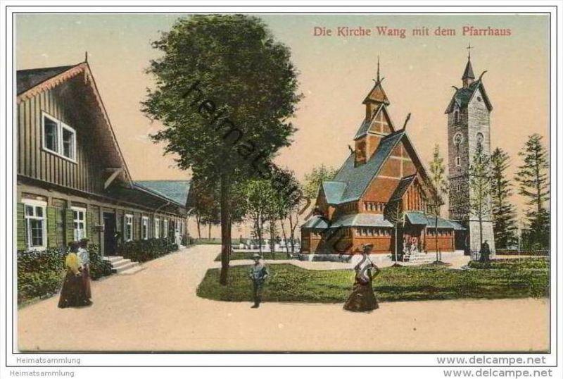 Kirche Wang ca. 1910