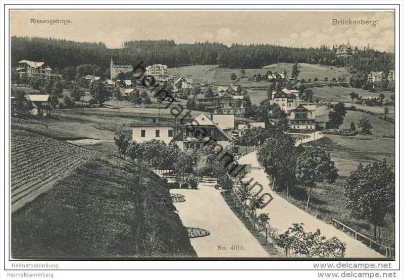Brückenberg - Karpacz Gorny 1911