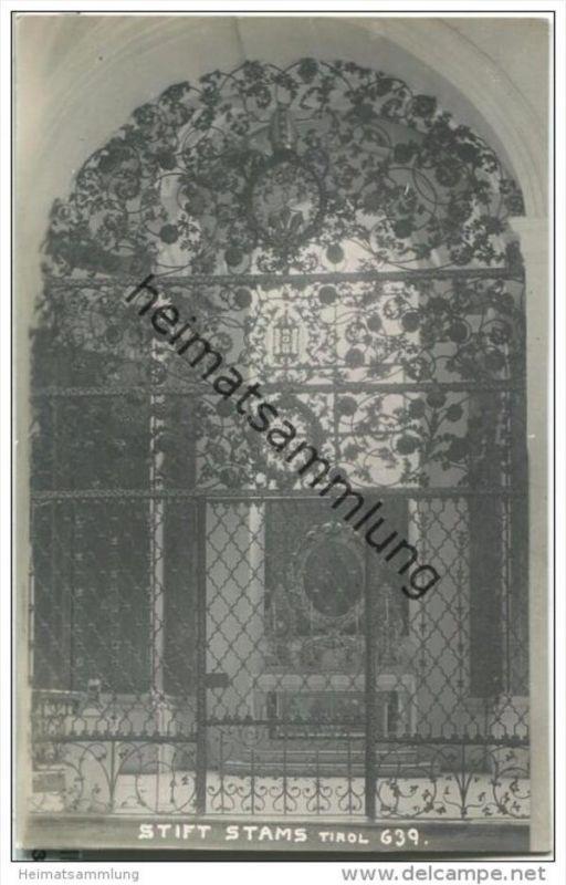 Stams - Stift - Foto-AK 1924