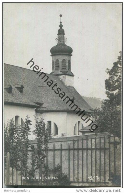Stams - Stift - Foto-AK 1920