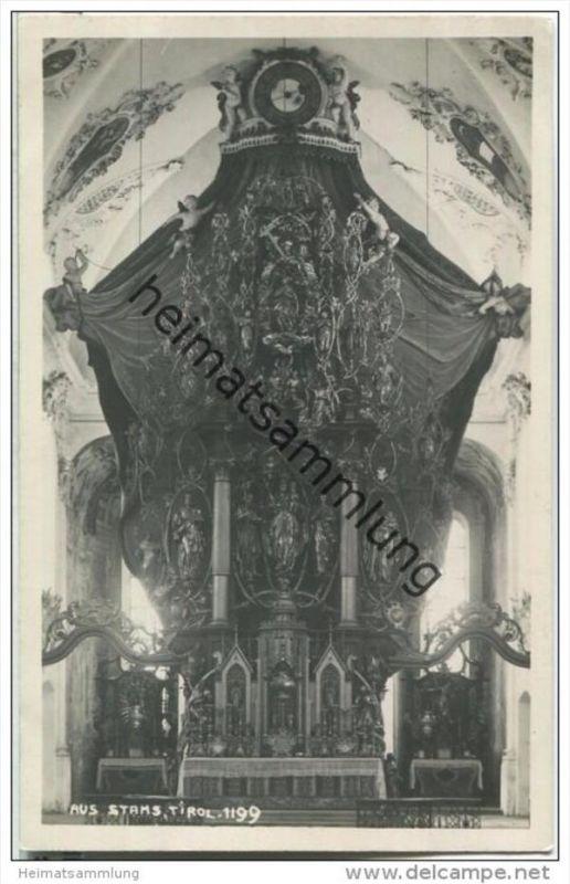 Stams - Stift - Foto-AK 1925