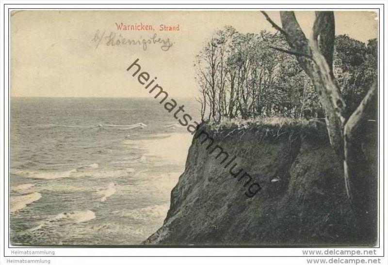 Warnicken - Strand