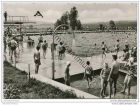 Homberg - Das neue Schwimmbad - Foto-AK Grossformat 60er Jahre