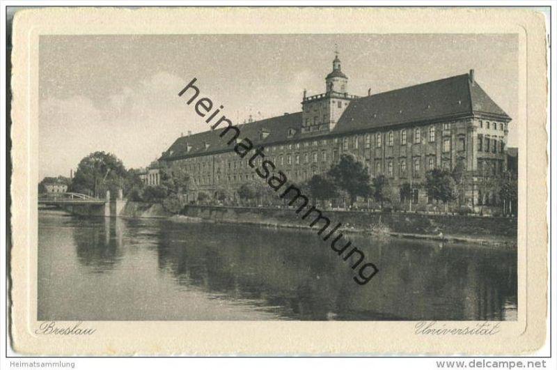 Breslau - Universität