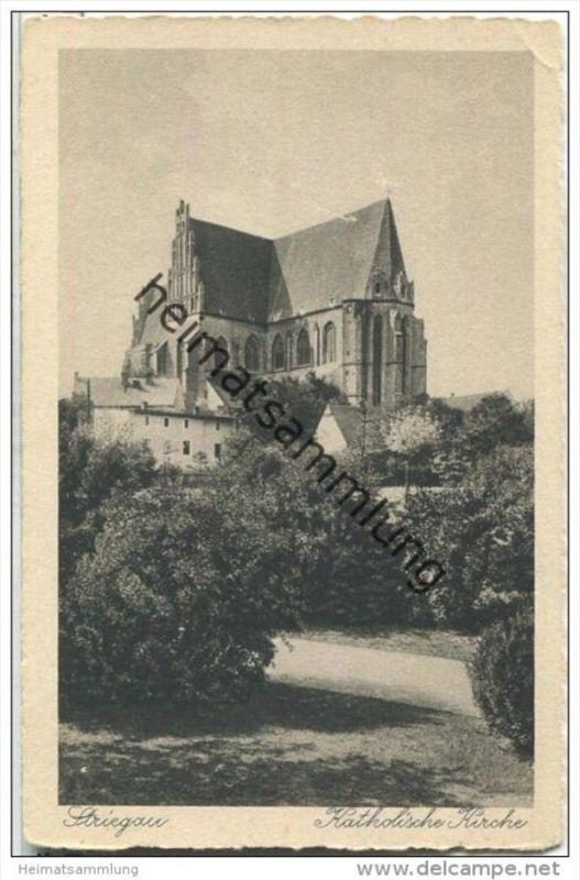 Strzegom - Striegau - Katholische Kirche
