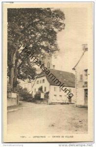 68650 Lapoutroie - Entree du Village