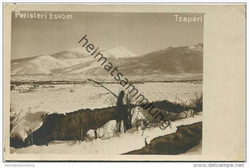 Peristeri - Tzapari - Foto-AK ca. 1915