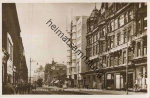 Glasgow - Sauchiehall Street - Beresford Hotel - Foto-AK