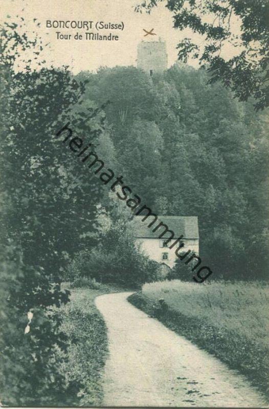 Boncourt - Tour de Milandre