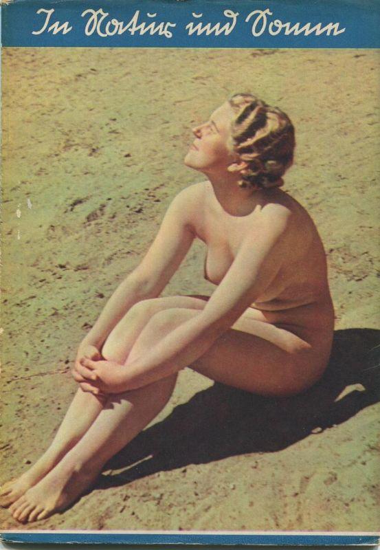In Natur und Sonne 1940 - Schriftreihe für völkische Leibeszucht und nordische Lebenshaltung - Folge 1 von Karl Bückmann