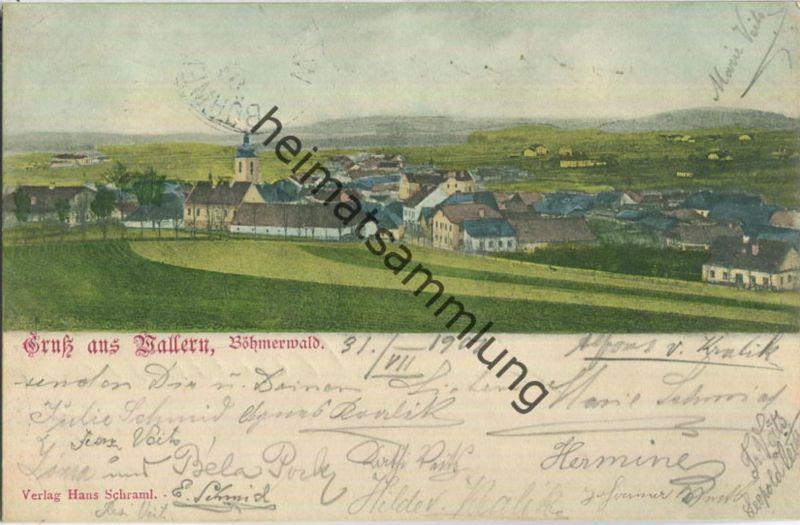 Volary - Wallern im Böhmerwald - Verlag Hans Schraml
