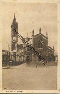 Eritrea - Asmara - Cattedrale - Kirche Unserer Lieben Frau vom Rosenkranz