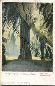 Adelsberger Grotte - Postojnska jama - Verlag M. Seber Adelsberg