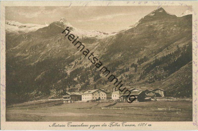 Matrei in Osttirol - Tauernhaus