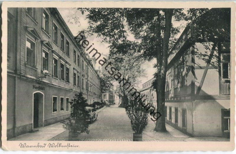 Warmbad Wolkenstein - Verlag G. Holfert Wolkenstein