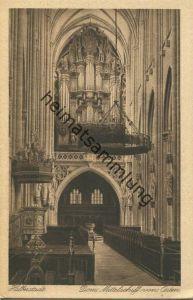 Halberstadt - Dom - Orgel - Verlag R. Lederbogen Halberstadt