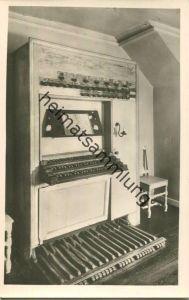 Bonn - Beethovenhaus - Orgel - Foto-AK