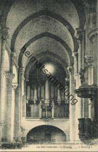 Carcassonne - Cathedrale St. Nazaire - L'Orgue - Orgel