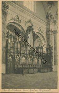 Ottobeuren - Basilika - Grosse Orgel - Verlag Adolf Fergg Ottobeuren