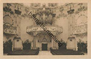 Ettal - Kloster - Orgel - Verlag August Zerle München