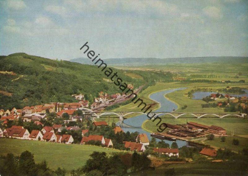 Vlotho - Panorama - AK Grossformat - Verlag Hans Wagner Vlotho