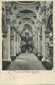 Passau - Dom - Orgel - Verlag Georg Adolph Passau gel. 1957
