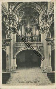 Passau - Dom - Orgel - Foto-AK - Verlag Georg Adolph Passau - gel. 1929
