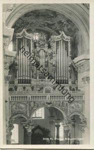 Stift St. Florian - Brucknerorgel - Foto-AK