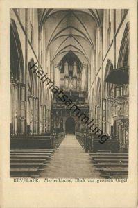 Kevelaer - Marienkirche - Orgel - Verlag J. Krapohl M.-Gladbach