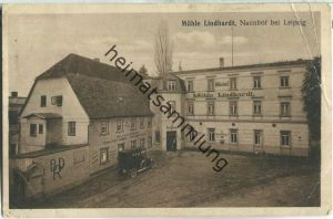Naunhof bei Leipzig - Mühle Lindhardt - Verlag Dr. Trenkler & Co. Leipzig