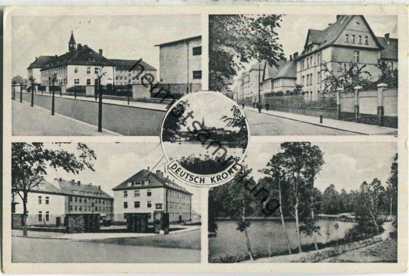 Walcz - Deutsch Krone - Verlag E. V. Jakubowski Deutsch Krone